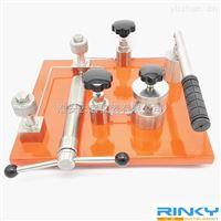 臺式壓力校驗儀液壓 水壓檢定測試裝置