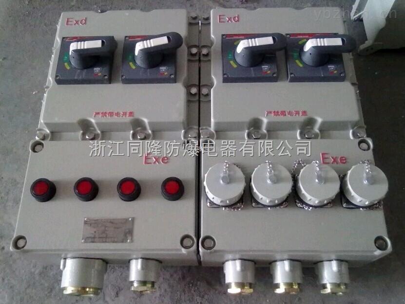 BXX52--防爆电源开关插座箱壳体