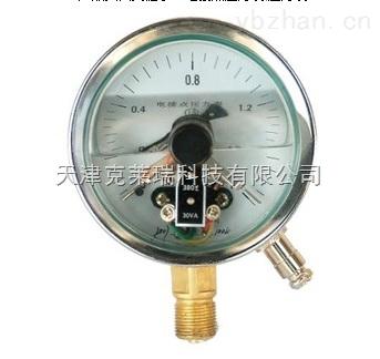 唐山耐震電接點壓力表