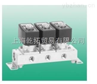 专业经营日本全新喜开理直动式2通电磁阀