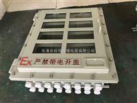 160*80溫控儀防爆儀表箱