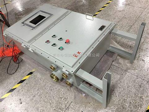 鋼板焊接防爆儀表箱