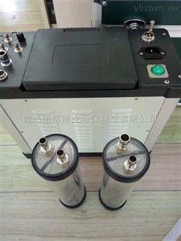 怎样使用自动烟尘烟气测试仪