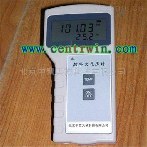 ZH7241型数字大气压力计(大气压 温度 湿度)特价