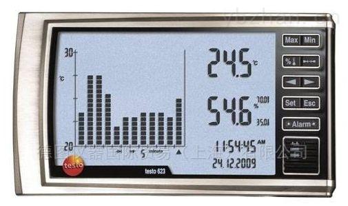 testo 623 - 數字式溫濕度記錄儀