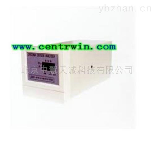 ZH6752型鍋爐煙道含氧量分析儀/氧氣含量測定儀/低溫型氧量儀