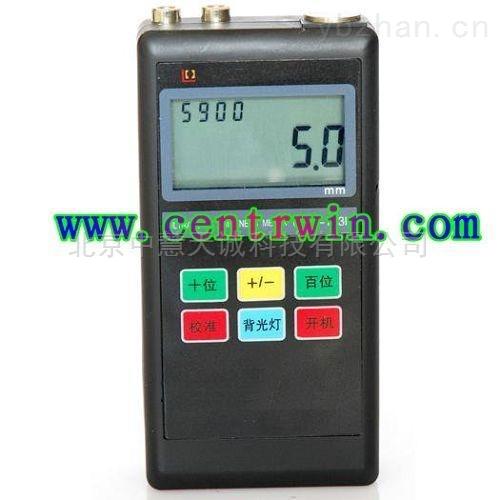 ZH6299型便攜式超聲波測厚儀(單測鋼)