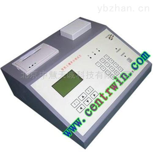 ZH6052型土壤養分快速測試儀/土壤肥力測定儀/土壤養分化驗儀