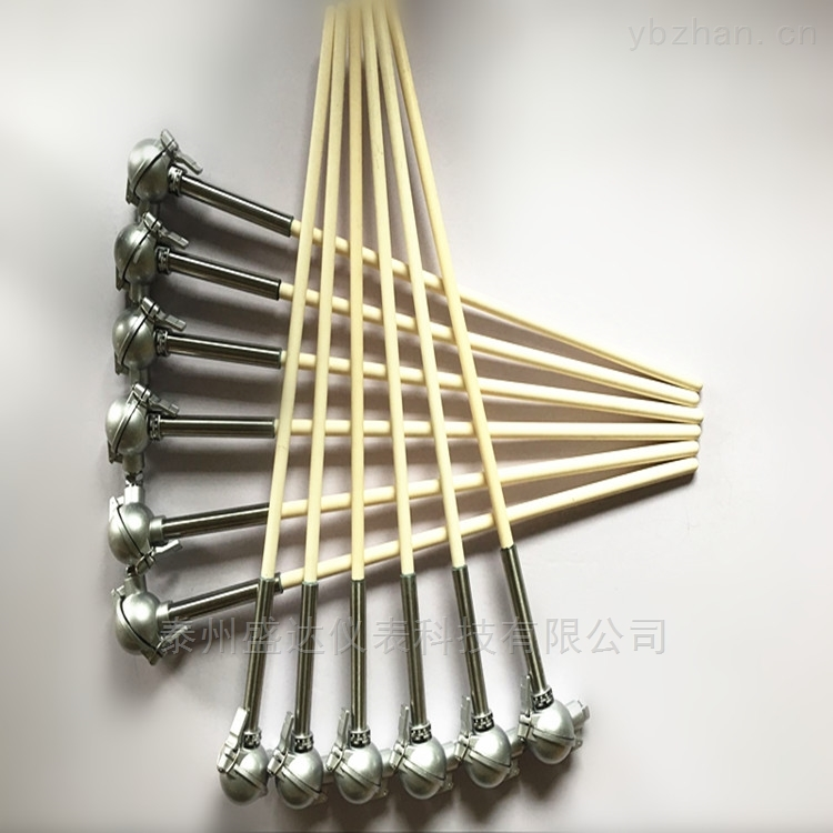 K分度号WRN-122装配式热电偶陶瓷保护管