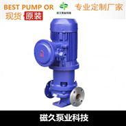 管道磁力泵(十大品牌)CQG-L型