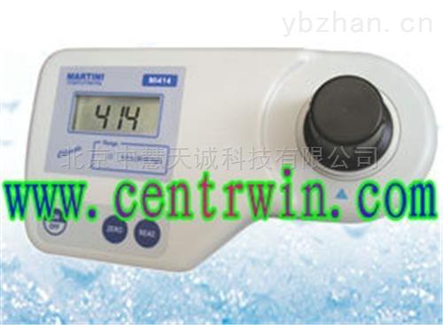 ZH534型便攜式氨氮測量儀/氨氮濃度測定儀(低量程) 意大利