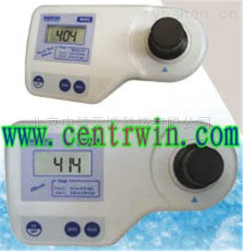 ZH531型余氯濃度測定儀/便攜式余氯檢測儀/余氯檢測比色儀
