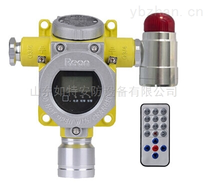 喷漆房苯类气体检测报警器