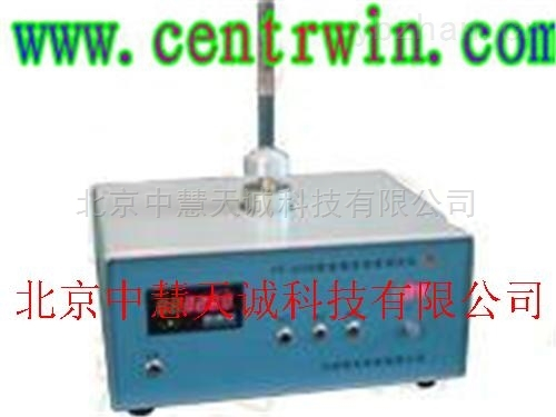 ZH219型振實密度測試儀/振實密度儀