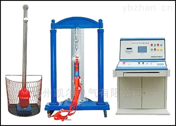 0-20KN电力安全工器具力学性能试验机