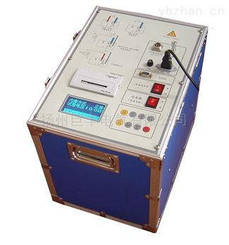 全自动变频抗干扰介质损耗测量仪