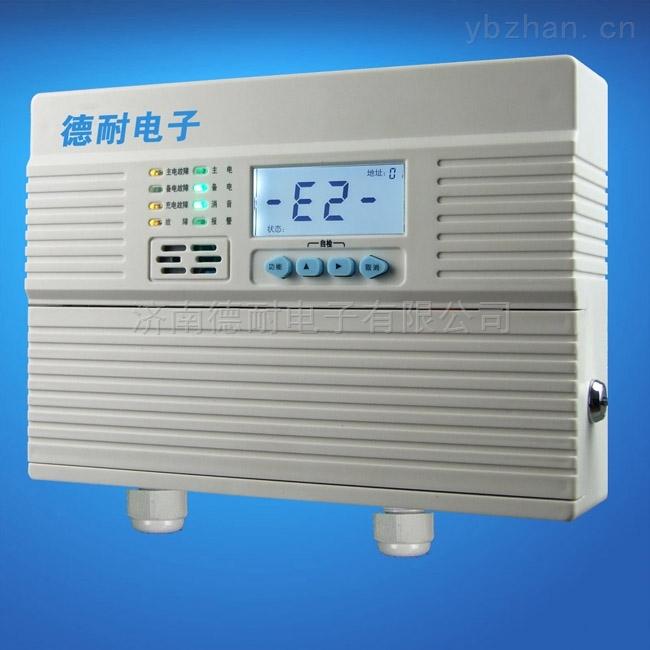 鋼鐵廠氫氣檢測報警器,毒性氣體報警儀與防爆電磁閥門怎么連接