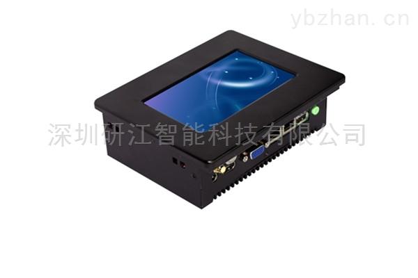 5寸凌动低功耗工业平板电脑3D打印嵌入式小主机电脑