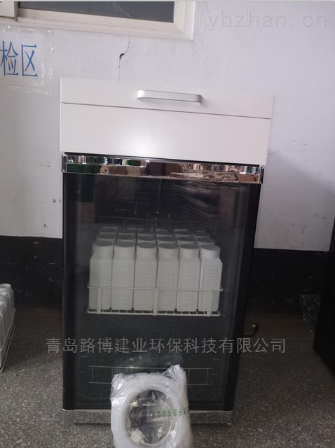 水質采樣器-青島路博LB-8000等比例水質采樣器直銷
