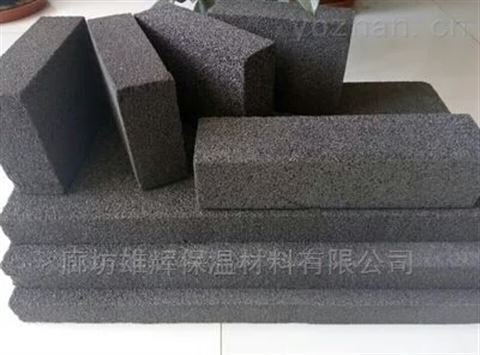 同泽县保温板闭孔100*500泡沫玻璃保温砖