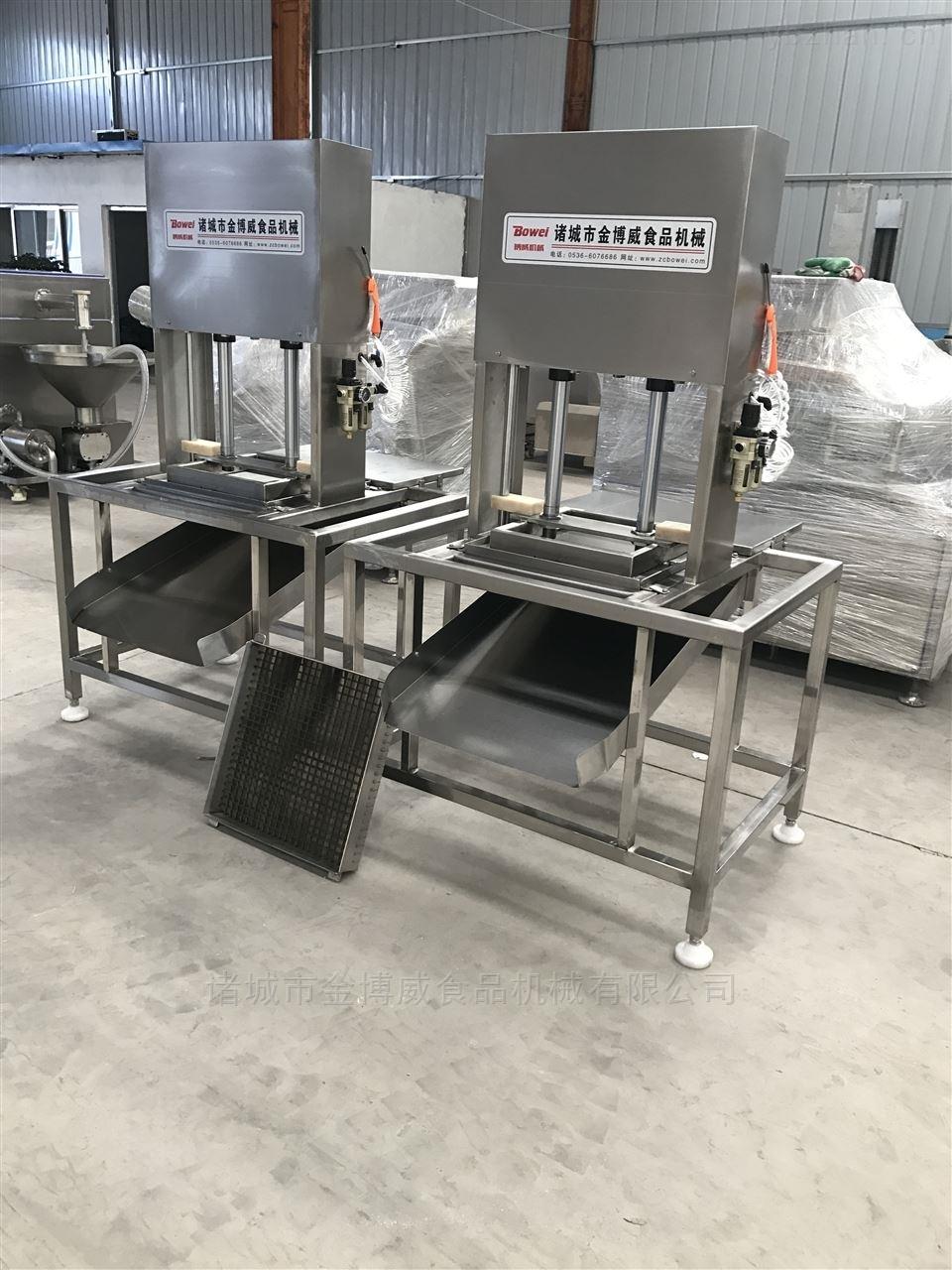 重庆QQ豆干切片机设备报价