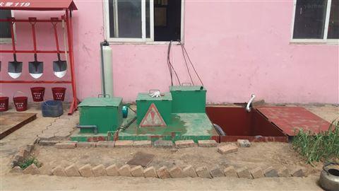 0.1t/h 一体化污水处理设备
