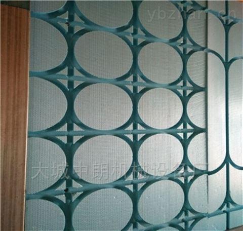 广州地暖模块免回填薄型地暖保温板纸箱包装