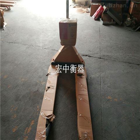 2000kg地牛称液压叉车称 天津现货销售