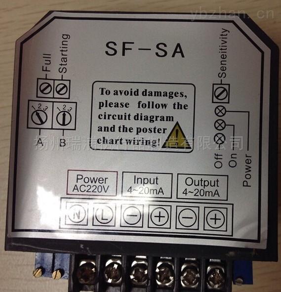 SF-SA-SF-SA執行器控制模塊DCL執行機構定位器
