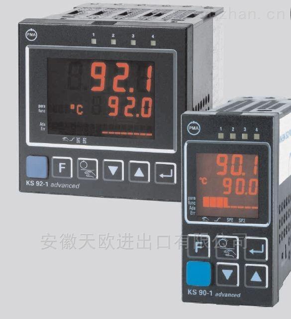 PMA 温度控制器 KS40-102-0000E-000