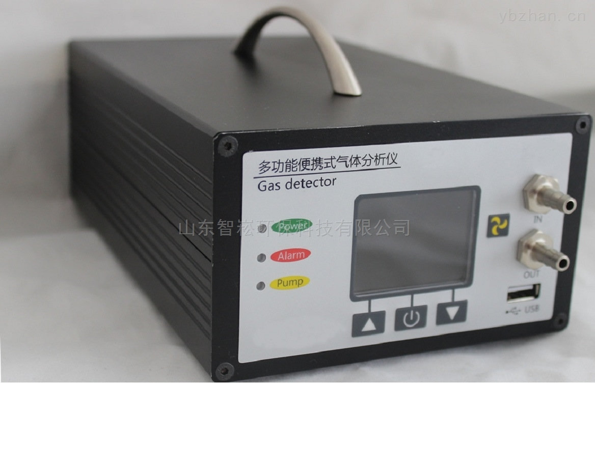 ZP900-CH2O-臺式甲醛氣體檢測儀