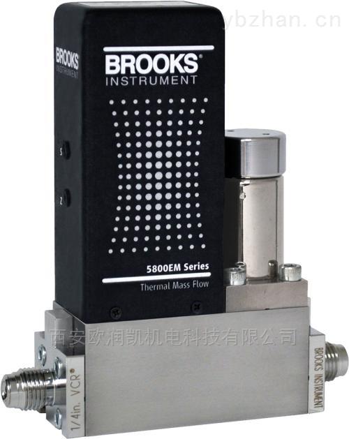 5850E/5850I美国BROOKS布鲁克斯5850E气体质量流量计
