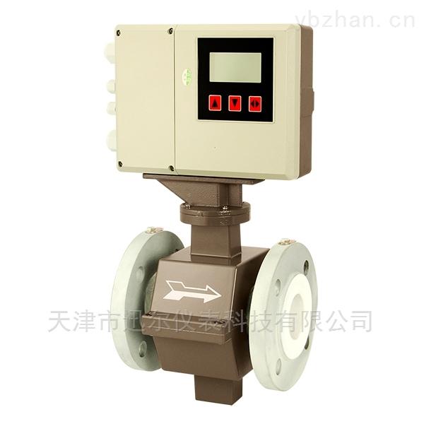 LDH型电磁热量表应用