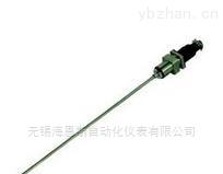WRNK-161無固定圓接插式鎧裝熱電偶廠家價格