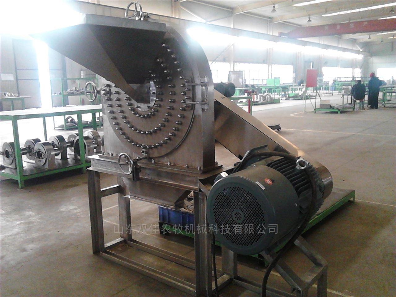 水溶肥不锈钢粉碎机,FS800大型破碎机