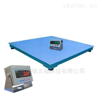 XK3190-A12-上海耀華品牌臺式電子地磅稱0-3噸5T