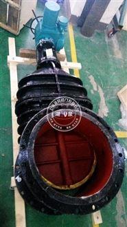 供应电动高品质平板闸阀