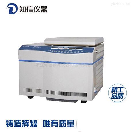 台式冷冻高速离心机 10种升、降速选择