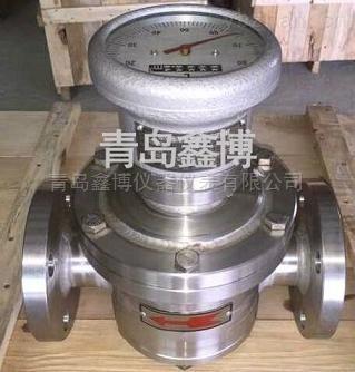 山東橢圓齒輪流量計,柴油橢圓齒輪流量計