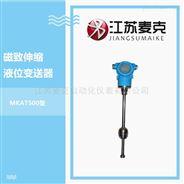精准测量位移磁致伸缩液位计(变送器)