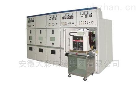 KYN28-12型户内金属铠装抽出式开关柜设备