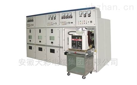 KYN28-12型戶內金屬鎧裝抽出式開關柜設備