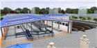 YJF年产1-5万吨整套有机肥设备生产线工艺流程