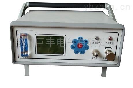 在線露點儀SF6智能微水測量儀
