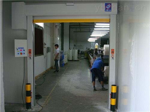 广东工业卷帘门