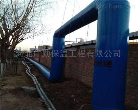 沙河橡塑管道保温施工队每平米价格