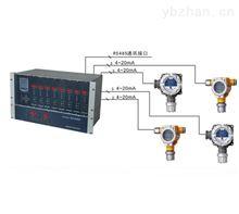 JN-VTC102型有毒气体探测报警器