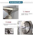 WN-200高速枸杞打粉机、不锈钢全能粉碎机供应商