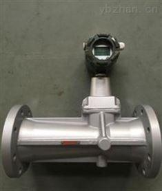 智能旋进旋涡流量计应用于气体流量测量