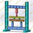 恒乐仪器 结构工程梁柱教学试验系统